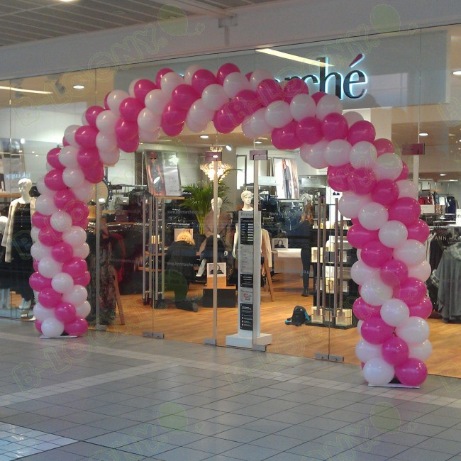 Balloon Arches Amp Decorations By B Loony Ltd