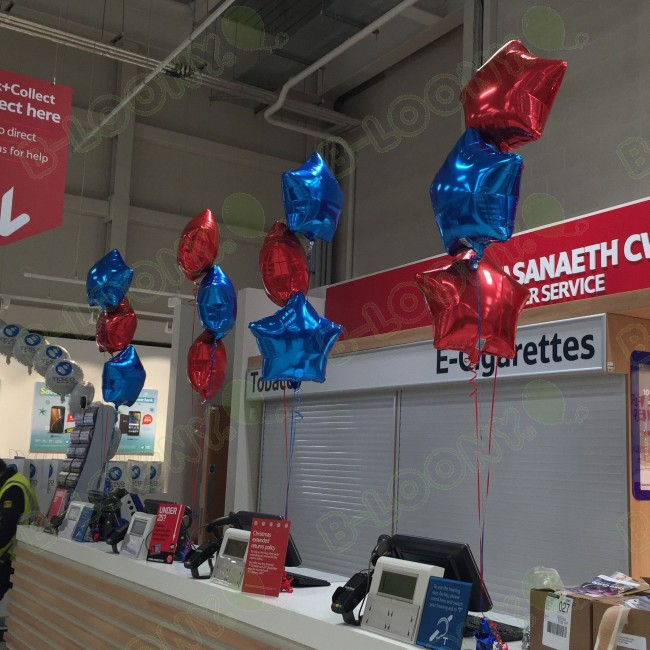 Point Of Sale Balloons & Decorations By B-Loony Ltd