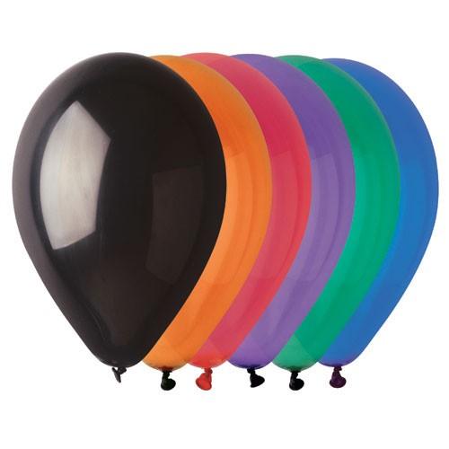 "12"" Crystal Latex Balloons (G Range)"