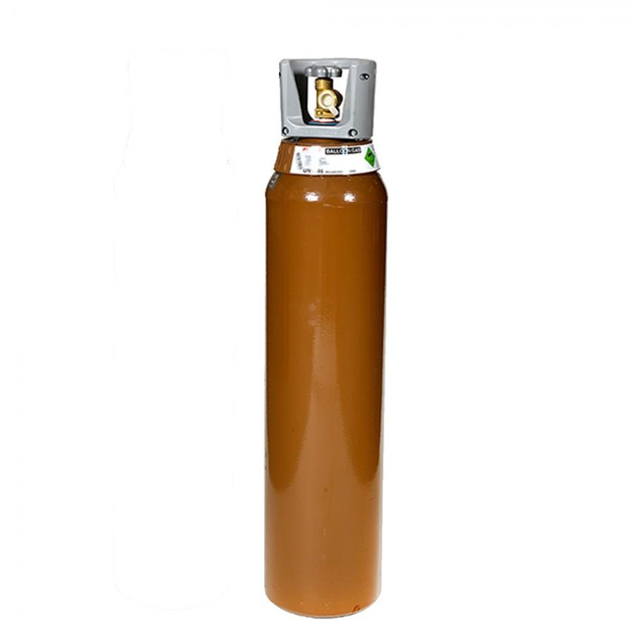 Medium (T) BOC Helium Gas Cylinder (3.6m³)