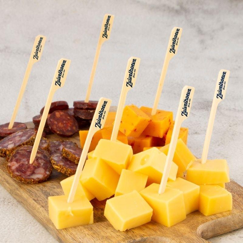 Branded Food Party Picks
