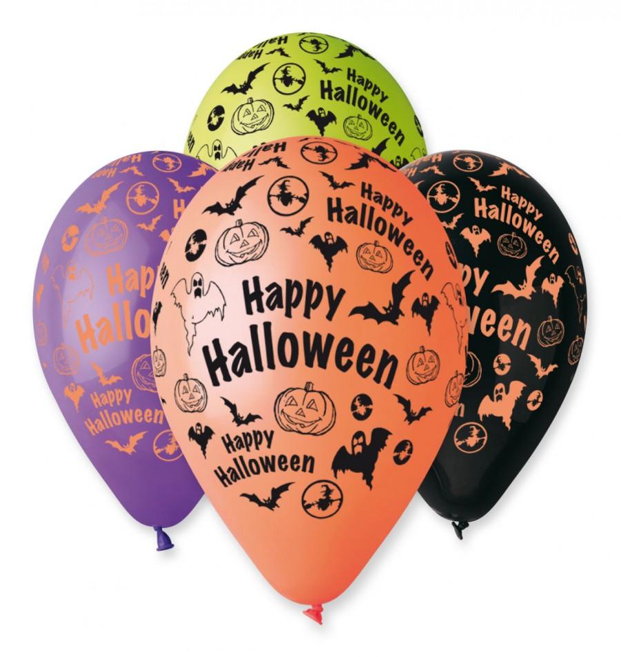 Happy Halloween Balloons