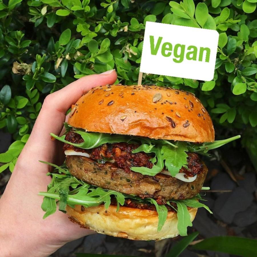 Vegan Food Flags for Food Labelling