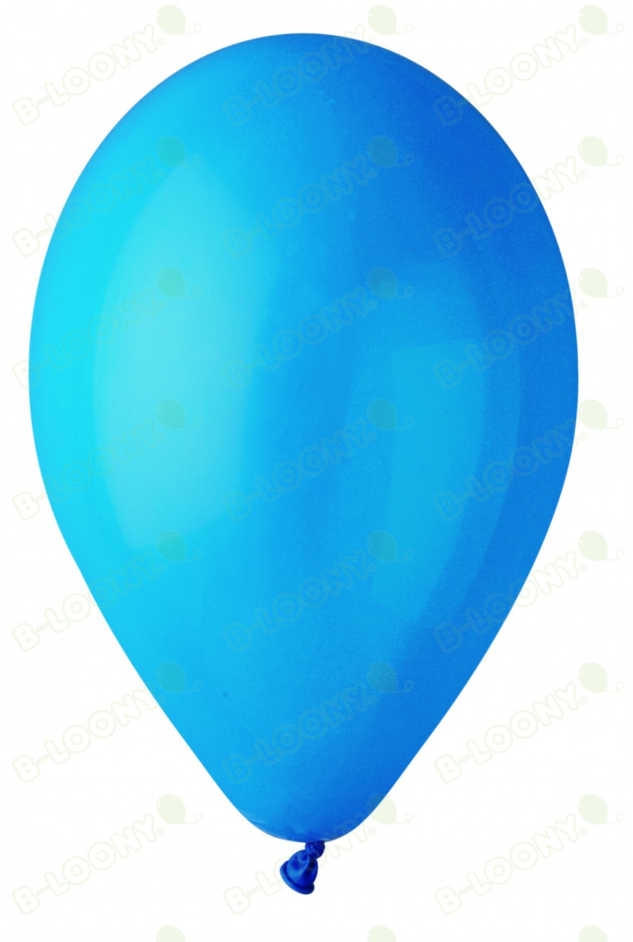 10 Inch Balloon, Printed 1 Colour, 1 Side