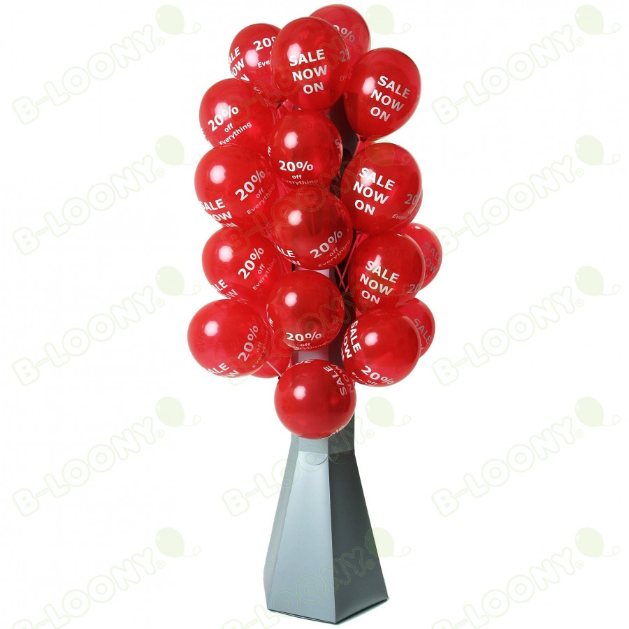 B Loontree 174 Tall Balloon Display Stand