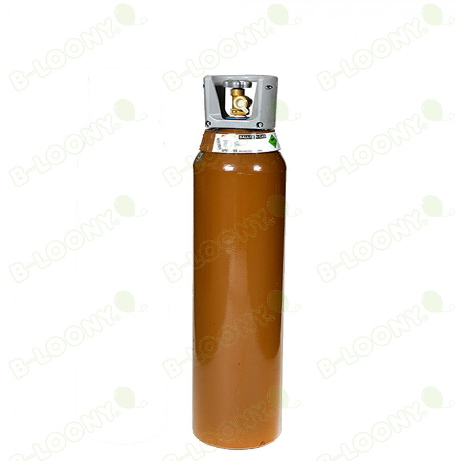 Small (S) BOC Helium Gas Cylinder (1.81m³)