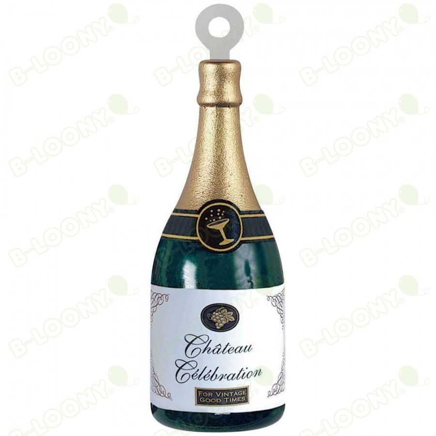 Champagne Bottle Balloon Weights (226g)