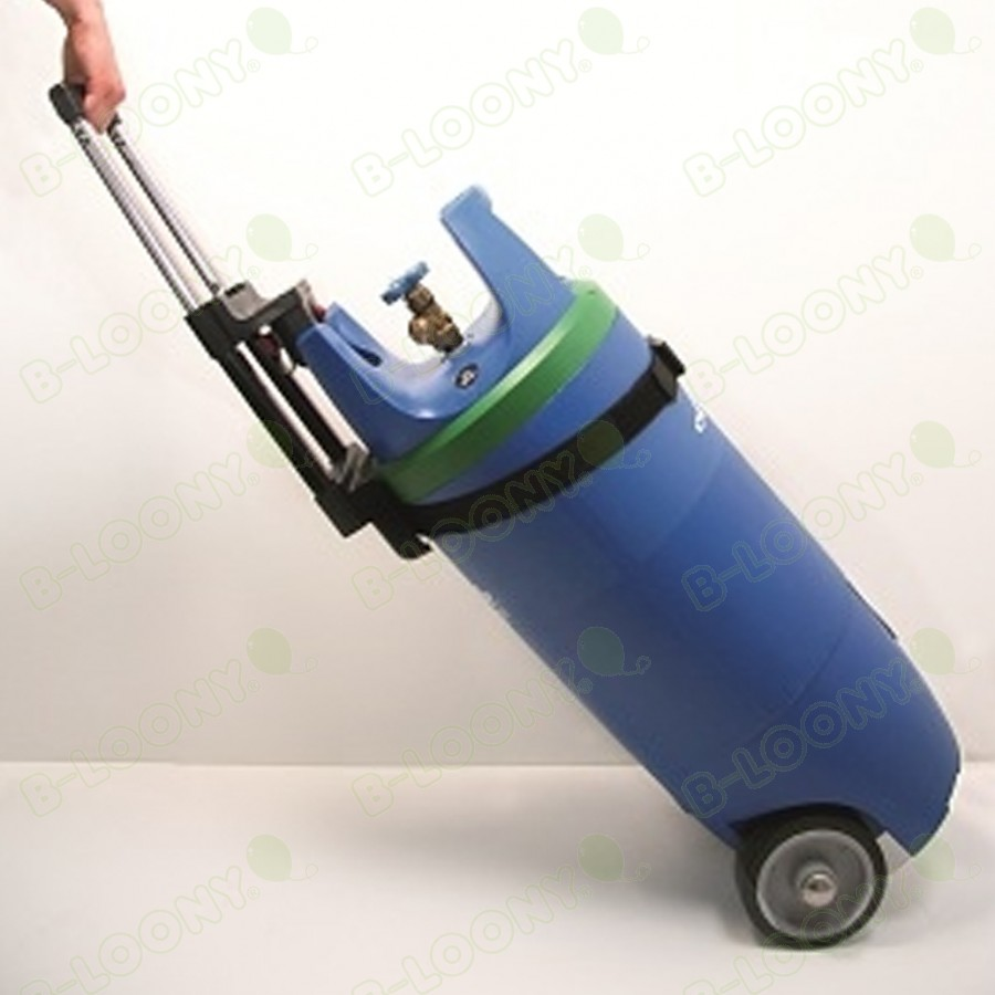Extendable Handle for Genie Gas Cylinder
