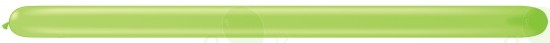 260Q Modelling Balloons Lime Green (Pack of 100)