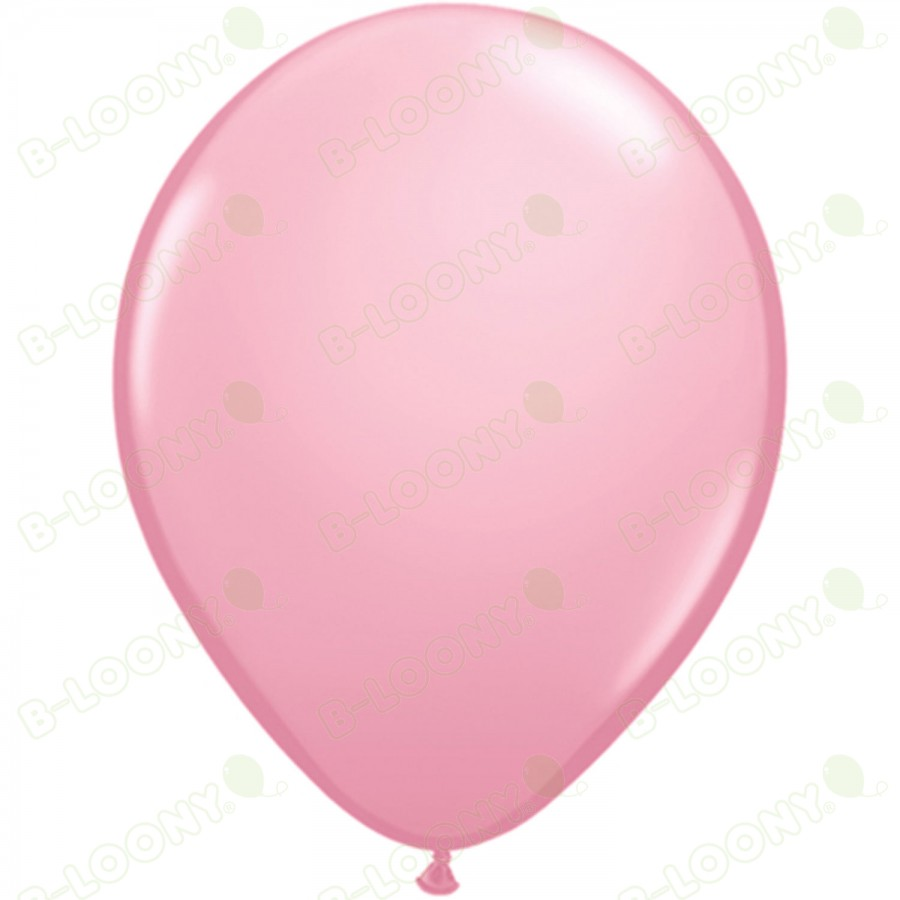 """5"""" Latex Balloon Pink (Pack of 100)"""