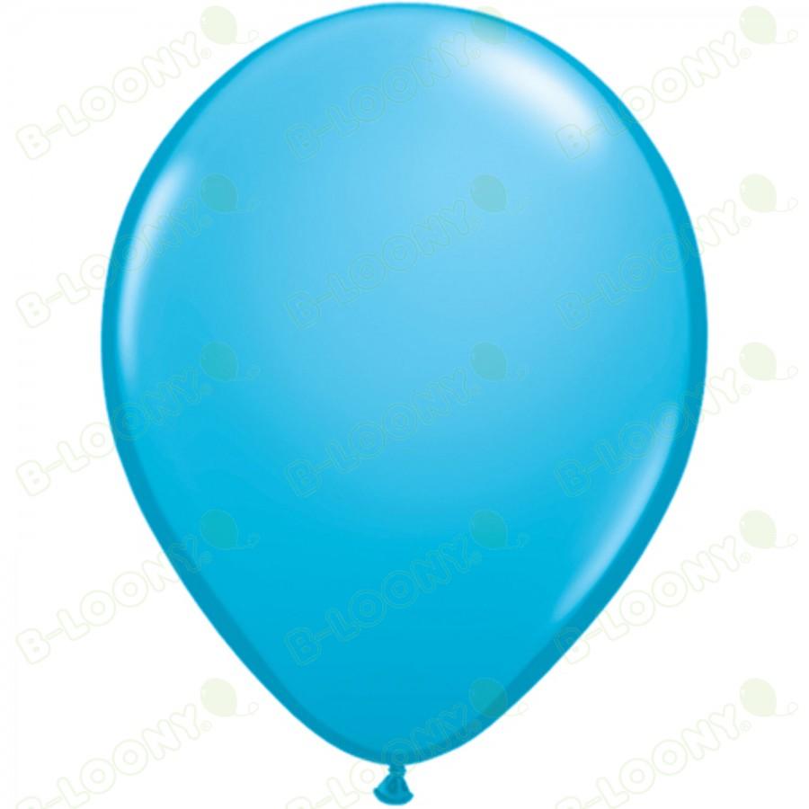 """5"""" Latex Balloon Robin's Egg (Pack of 100)"""