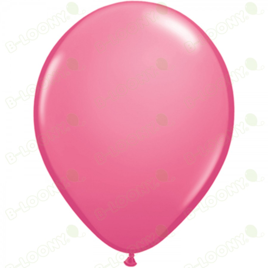"""5"""" Latex Balloon Rose (Pack of 100)"""