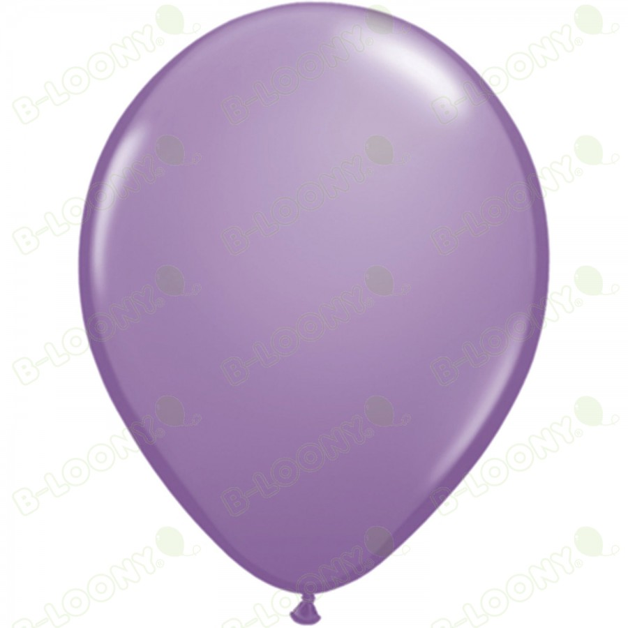 "5"" Latex Balloon Spring Lilac (Pack of 100)"