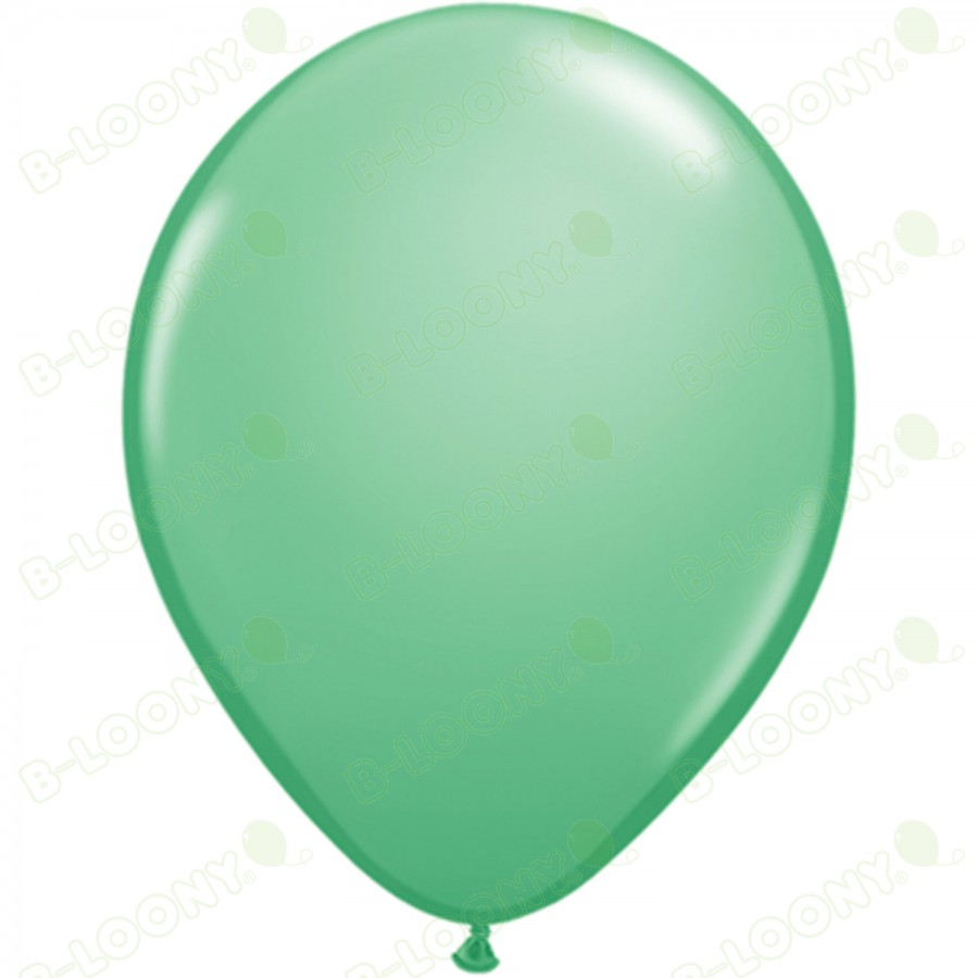 "5"" Latex Balloon Wintergreen (Pack of 100)"