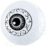 5 Inch Latex Balloons Eyeball Topprint