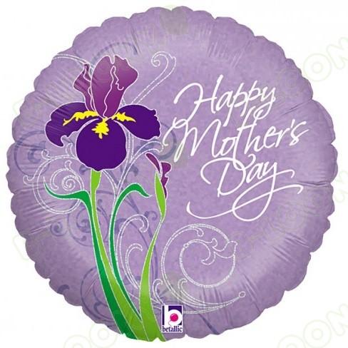 Happy Mother's Day Helium Balloon