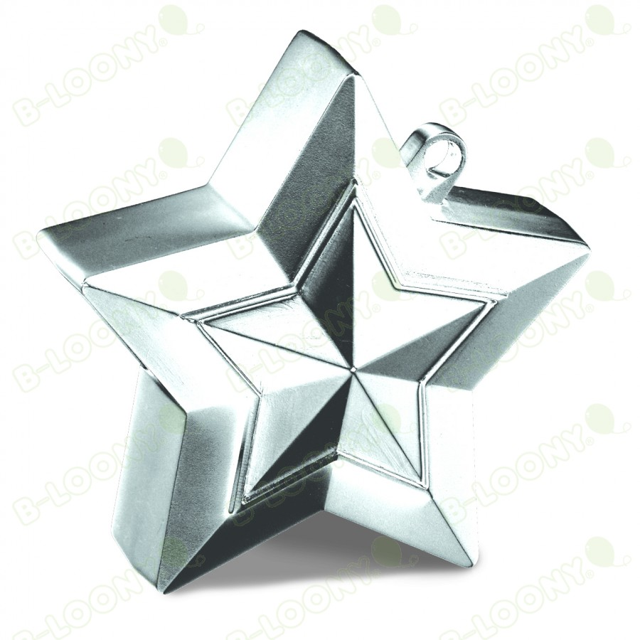 Qualatex Star Shaped Balloon Weights (150g)