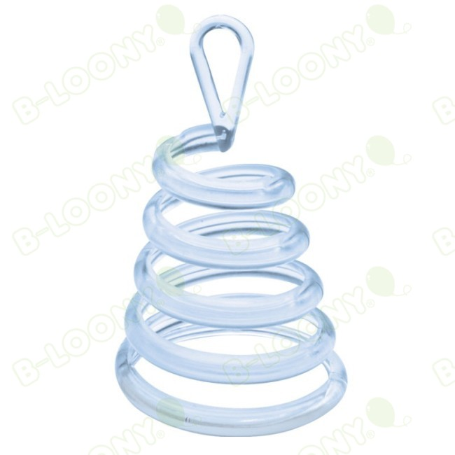 Spiral Walker Balloon Weights (30g)