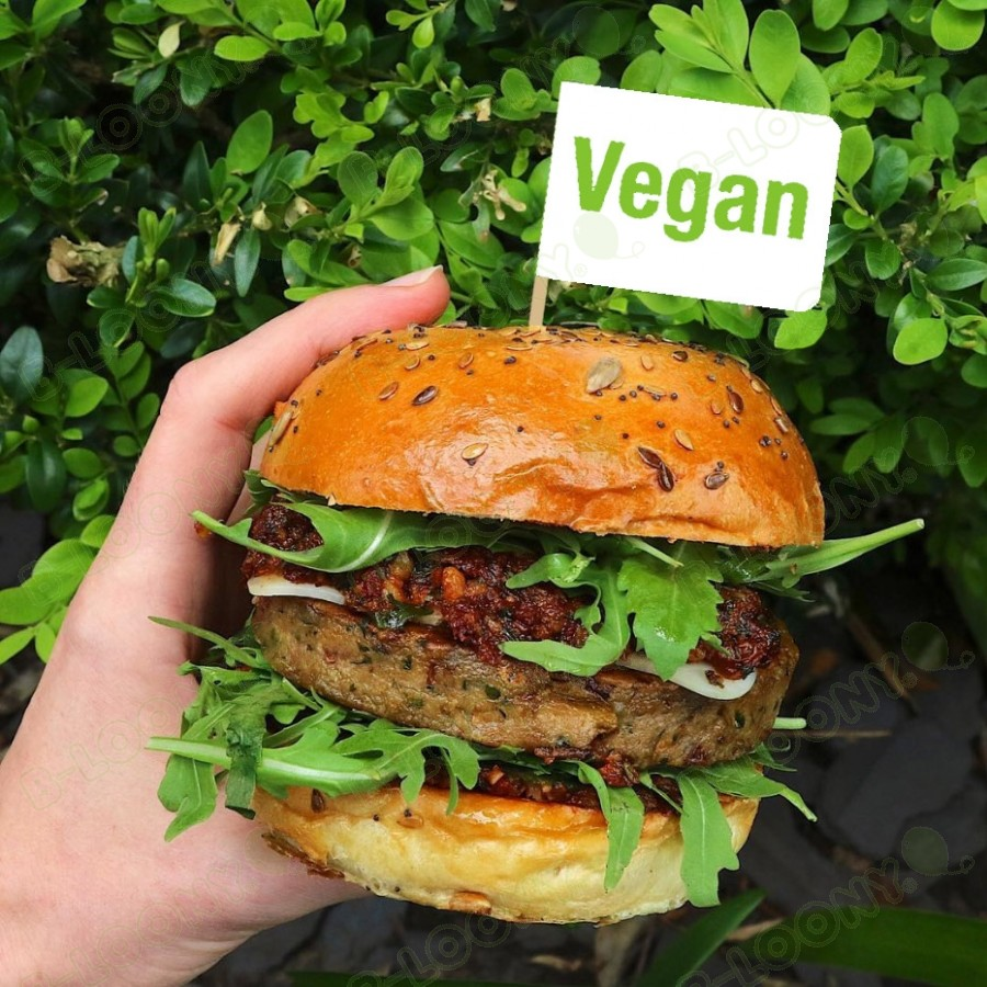 Vegan Food Flags for Food Labelling