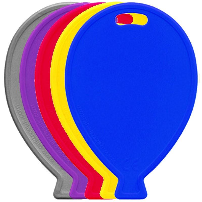 Handheld Balloon Shaped Weights