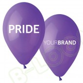 Pride Custom Printed Latex Balloons
