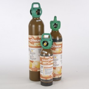 Mini (N10) Lightweight Helium Gas Cylinder (2.61m³)