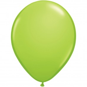 "5"" Latex Balloon Lime Green (Pack of 100)"