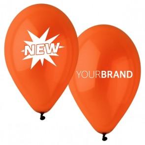New Printed Latex Balloons