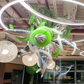 Organic Balloon Art