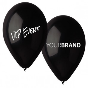 VIP Event Printed Latex Balloons