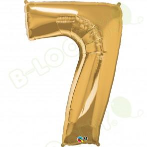 Number 7 - 34