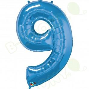Number 9 - 34