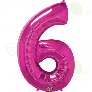 Number 6 - 34