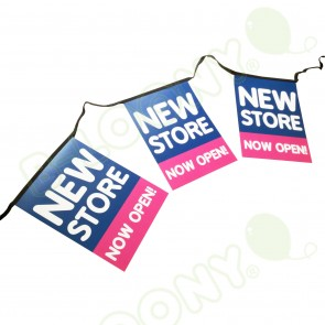 A5 Rectangular Paper Bunting for SKY