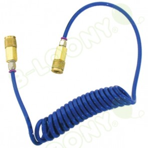 Air Products 10ft Inflator Extension Hose (Push Fit)