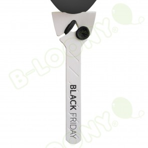 Black Friday Custom Printed BalloonGrip Balloon Holders