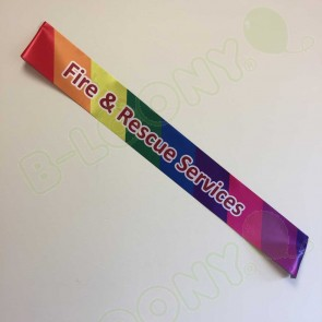 Pride Sashes Custom Printed