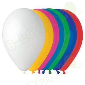 """12"""" Standard Latex Balloons (G Range)"""