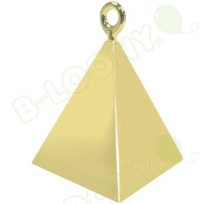Pyramid Shaped Balloon Weights (150g)
