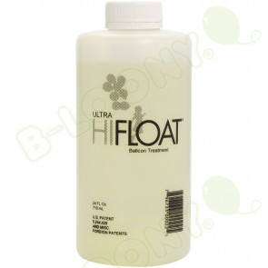 Ultra Hi-Float Balloon Treatment Refill Bottle 710ml (24oz) Front