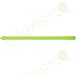 160Q Modelling Balloon Lime Green (Pack of 100)