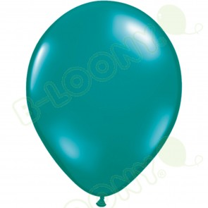 "5"" Latex Balloon Jewel Teal (Pack of 100)"