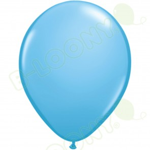 "5"" Latex Balloon Pale Blue (Pack of 100)"