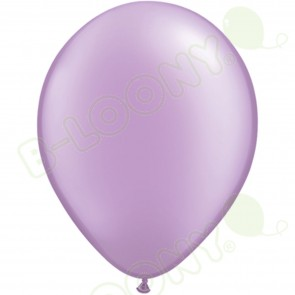 "5"" Latex Balloon Pearl Lavender (Pack of 100)"