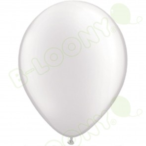 "5"" Latex Balloon Pearl White (Pack of 100)"