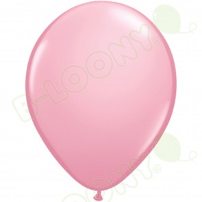 "5"" Latex Balloon Pink (Pack of 100)"