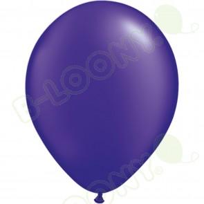"5"" Latex Balloon Quartz Purple (Pack of 100)"