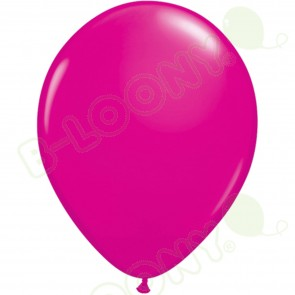 "5"" Latex Balloon Wild Berry (Pack of 100)"