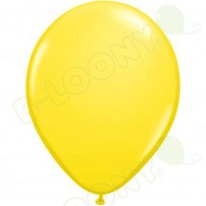 "5"" Latex Balloon Yellow (Pack of 100)"