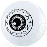 5 Inch Latex Balloons Eyeball Topprint